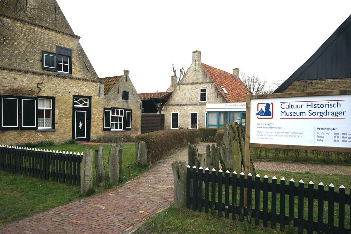 Sorgdrager Museum Reserveren